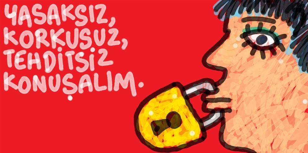 Diyarbakır Barosu Başkanı Avukat Tahir Elçi'nin  Düşüncelerini İfade Ettiği İçin Maruz Kaldığı Davranışlar Kabul Edilemez!