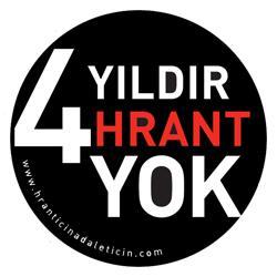 """HRANT DİNK CİNAYETİ DÖRDÜNCÜ YIL RAPORU"""