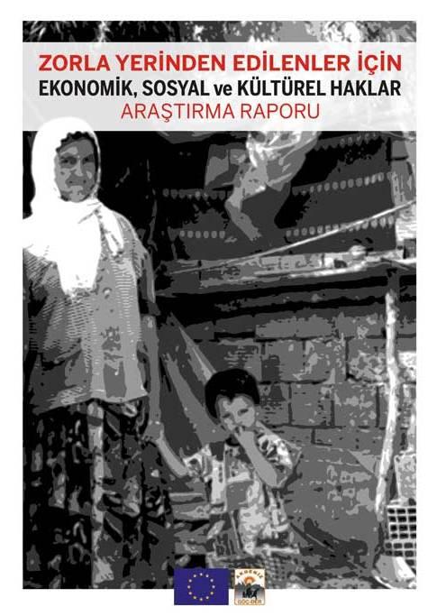 Göç Platformu: Ülke İçinde Zorla Yerinden Edilenler İçin Araştırma Raporu