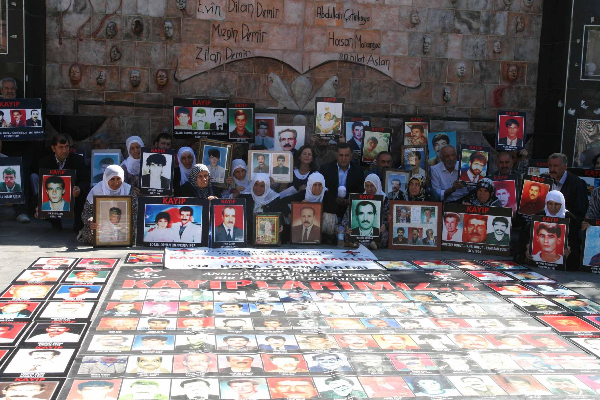 Gözaltında Kaybedilme: Kulp-Alacaköy Kayıpları