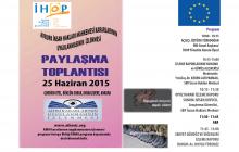 AİHM Kararlarının İzlenmesi Paylaşım Toplantısı 25 Haziran 2015 tarihinde yapılacak...