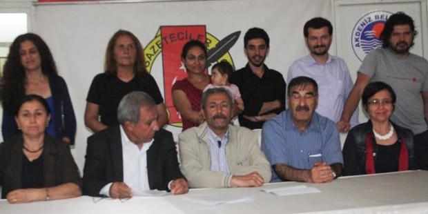 Mersin'de Ayrımcılıkla Mücadele Platformu kuruldu