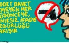 Tutuklu Yazar ve Gazeteciler Bir an Önce Salıverilmelidir!