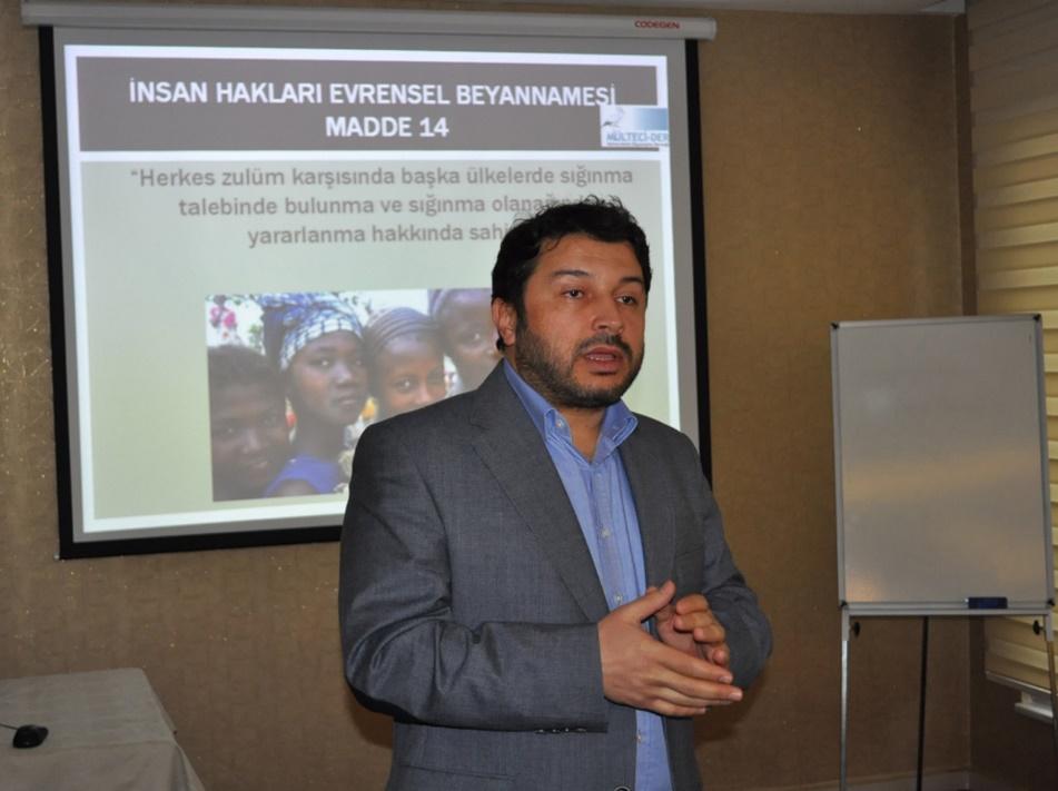 İnsan Hakları Savunucusu Avukat Taner Kılıç Derhal Serbest Bırakılmalıdır!