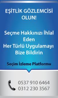 Seçim İzleme Platformu: 12 Haziran Seçimlerini İzliyoruz!